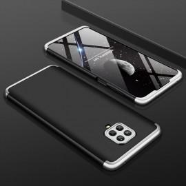 Coque 360 Xiaomi Redmi Note 9 PRO Noire et Grise