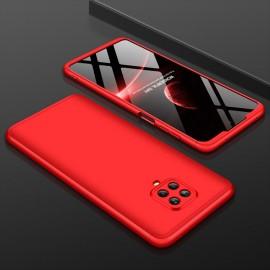 Coque 360 Xiaomi Redmi Note 9 PRO Rouge
