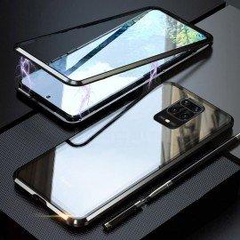 Coque double Xiaomi Redmi Note 9 PRO Magnetique Noire