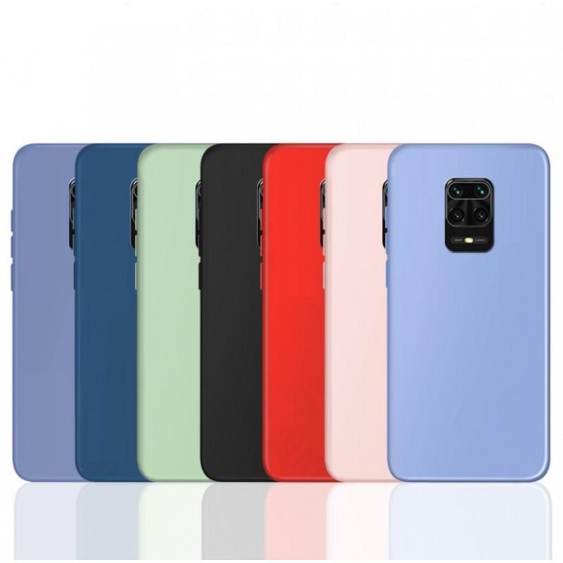 Coque Silicone Xiaomi Redmi Note 9 Pro Soyeuse