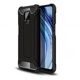 Coque Xiaomi Redmi Note 9 Pro Anti Choques Noire