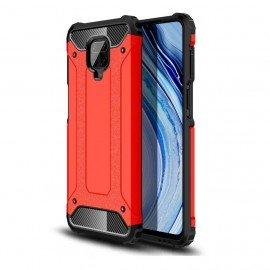 Coque Xiaomi Redmi Note 9 Pro Anti Choques Rouge