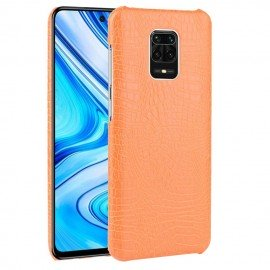 Coque Xiaomi Redmi Note 9 Pro Crocodile Orange