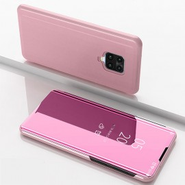 Etuis Xiaomi Redmi Note 9 Pro smart Cover Rose
