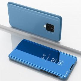Etuis Xiaomi Redmi Note 9 Pro smart Cover Bleu