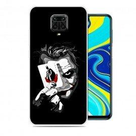 Coque Xiaomi Redmi Note 9 Pro Joker Silicone