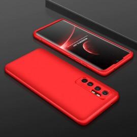 Coque 360 Xiaomi Mi Note 10 Lite Rouge