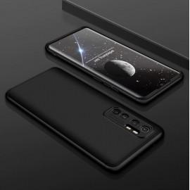 Coque 360 Xiaomi Mi Note 10 Lite Noire