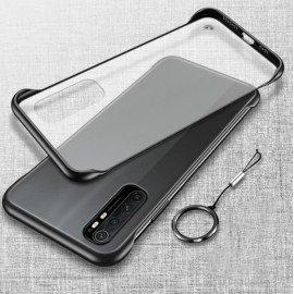 Coque Xiaomi Mi Note 10 Lite Noire Confort