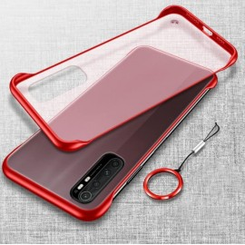Coque Xiaomi Mi Note 10 Lite Rouge Confort