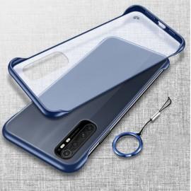 Coque Xiaomi Mi Note 10 Lite Bleue Confort