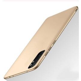 Coque Xiaomi Mi Note 10 Lite Extra Fine Dorée