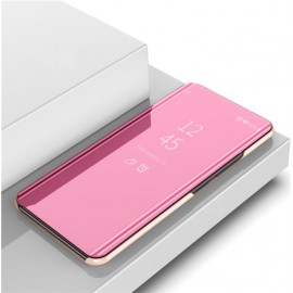 Etuis Xiaomi Mi Note 10 Lite smart Cover Rose