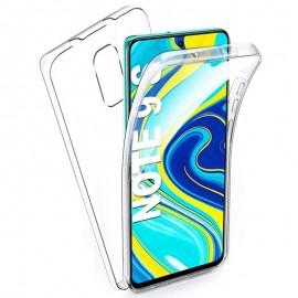 Coque 360 Xiaomi Redmi Note 9 PRO Transparente