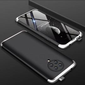 Coque 360 Pocophone F2 Pro Noire et Grise