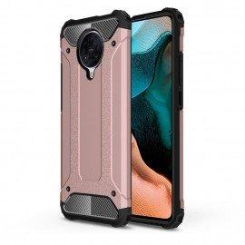 Coque Xiaomi Pocophone F2 PRO Anti Choques Or Rose