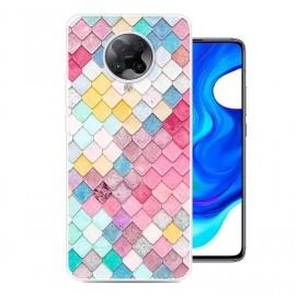 Coque Xiaomi Pocophone F2 Pro Pastel TPU