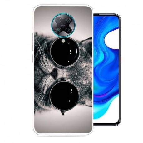 Coque Xiaomi Pocophone F2 Pro Chat Cool TPU