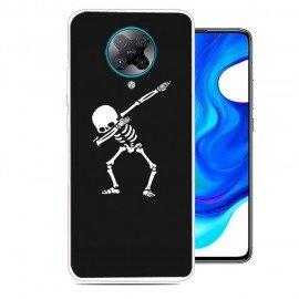 Coque Xiaomi Pocophone F2 Pro Squelette TPU