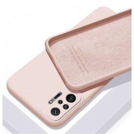Coque Silicone Redmi Note 10 Pro Soyeuse Rose