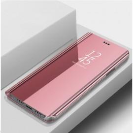 Etuis Xiaomi Redmi Note 10 Pro Miroir Or Rose