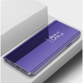 Etuis Xiaomi Redmi Note 10 Pro Miroir Lila