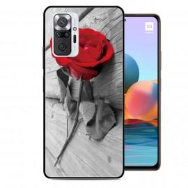 Coque TPU Xiaomi Redmi Note 10 Pro Rose