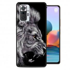 Coque TPU Xiaomi Redmi Note 10 Pro Roi de la jungle