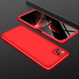 Coque 360 Samsung Galaxy A22 Rouge Premium