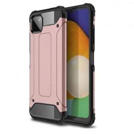 Coque Samsung Galaxy A22 Antichoc Or Rose