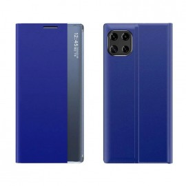 Etui Samsung Galaxy A22 Vision Bleu