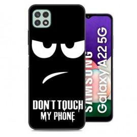 Coque Samsung Galaxy A22 imprimée Cabut