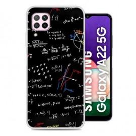 Coque Samsung Galaxy A22 imprimée Formules
