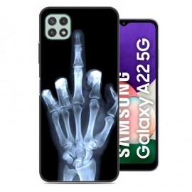 Coque Samsung Galaxy A22 imprimée Doigt
