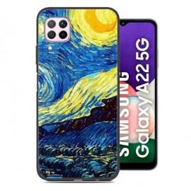 Coque Samsung Galaxy A22 imprimée Tableau art