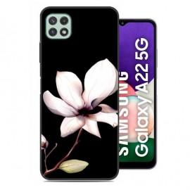 Coque Samsung Galaxy A22 imprimée Fleur