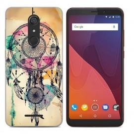 Coque Silicone Wiko View Indien