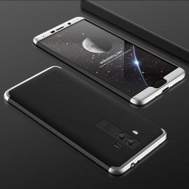 Coque 360 Huawei Mate 10 Noir et Gris