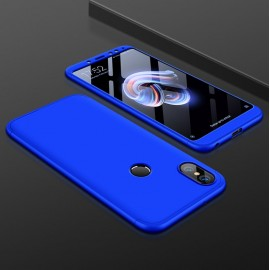 Coque 360 Xiaomi Redmi Note 5 Pro Azul