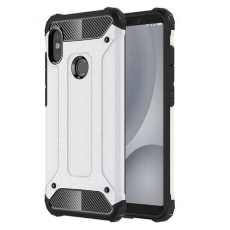 Coque Xiaomi Redmi Note 5 Pro Anti Choque Grise