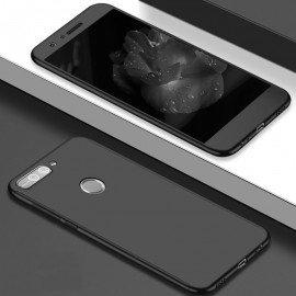 Coque 360 Huawei P Smart Noir
