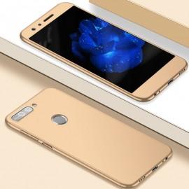 Coque 360 Huawei P Smart Dorée