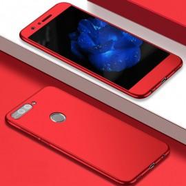 Coque 360 Huawei P Smart Rouge
