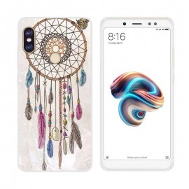 Coque Silicone Xiaomi Redmi Note 5 Pro Songes