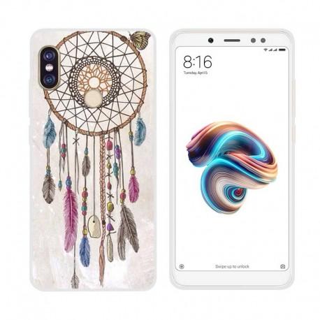 Coque Silicone Xiaomi Redmi Note 5 Pro Songes