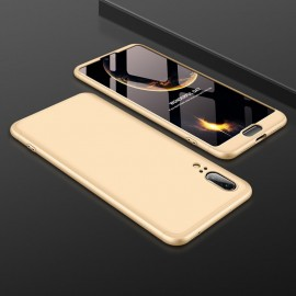 Coque 360 Huawei P20 Or
