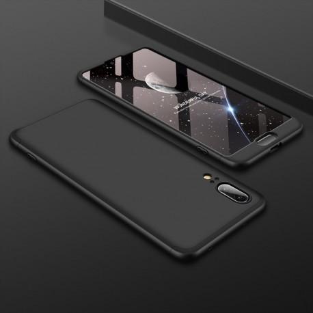 Coque 360 Huawei P20 Noir