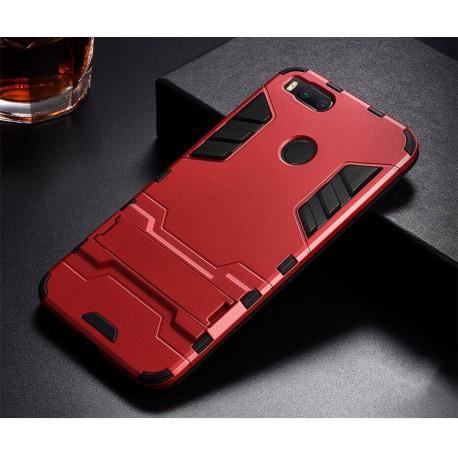Coque Xiaomi MI A1 Anti Choques Rouge