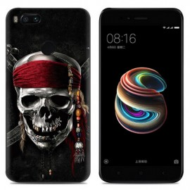 Coque Silicone Xiaomi MI A1 Pirate