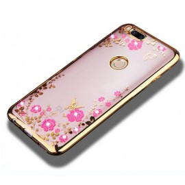 Coque Silicone Xiaomi MI A1 Fashion Or